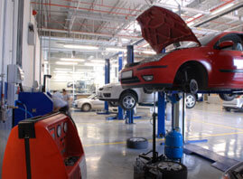 Reno Commercial Garage Insurance