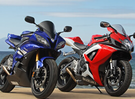 Reno Motorcycle Insurance