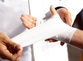 Injured Person with Workers Compensation Insurance in Reno Nevada